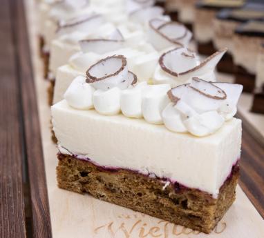 Nowoczesne ciasta krojone