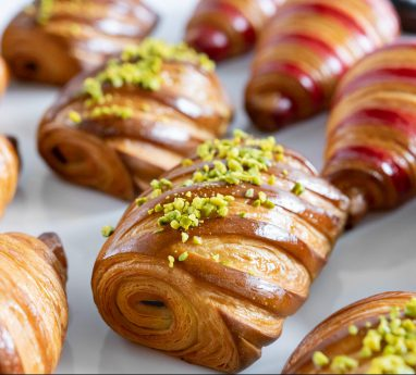 Small French pastry - Advanced course